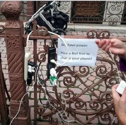 Hope after Sandy